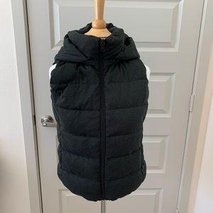 Uniqlo down vest